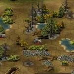 Скриншот к браузерной онлайн игре Forge of Empires