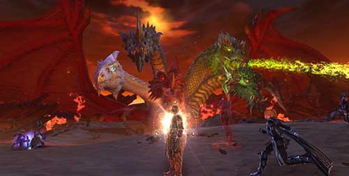 Neverwinter Online: Tyranny of Dragons