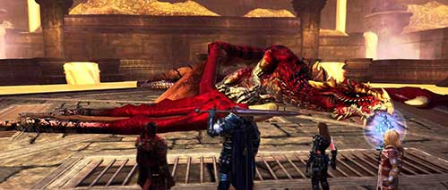Neverwinter Online: Rise of Tiamat