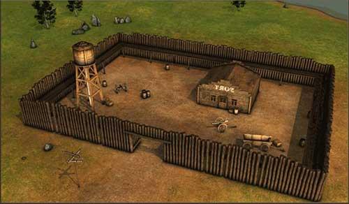 Скриншот к игре The West