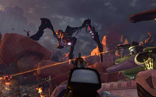 Firefall - обзор игры