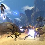 Скриншоты к игре Firefall
