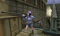 Скриншот игры Поинт Бланк