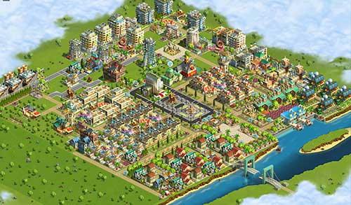 Rising Cities (Рисинг Сити)