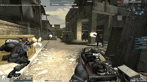 Combat Arms -бой