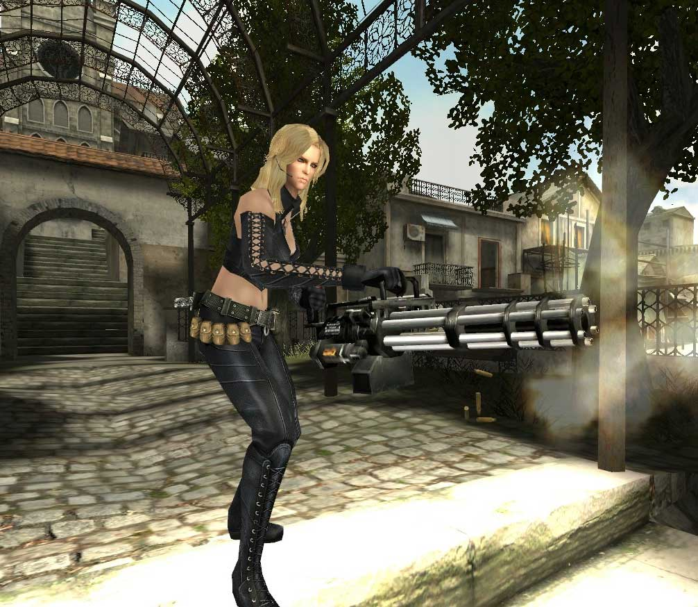Скриншот к игре Combat Arms