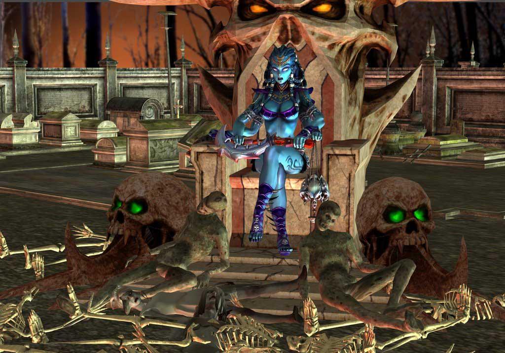 Скриншот к игре Smite