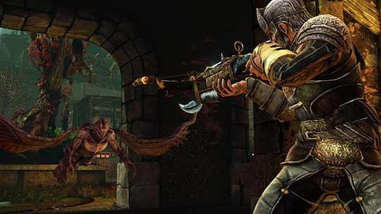 Nosgoth - Лучник