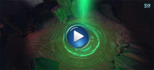 видео трейлер к игре SuperNova
