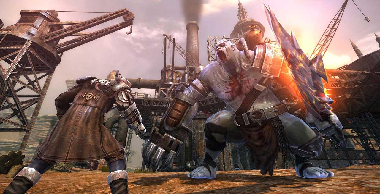 Скриншот к игре Black Gold Online