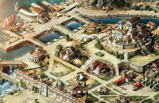 Спарта: война империй - скриншоты