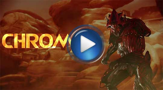 Официальный видео трейлер к игре WarFrame