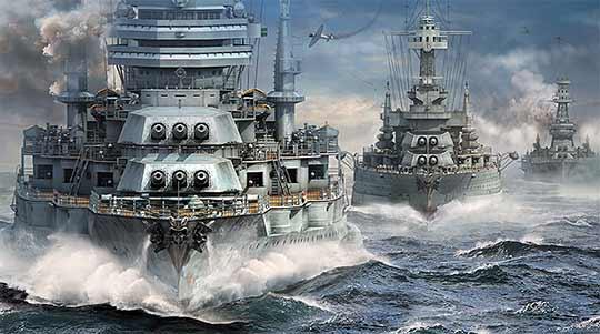 World of WarShips (Ворлд оф Варшипс)
