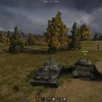 Скриншоты к игре World of Tanks