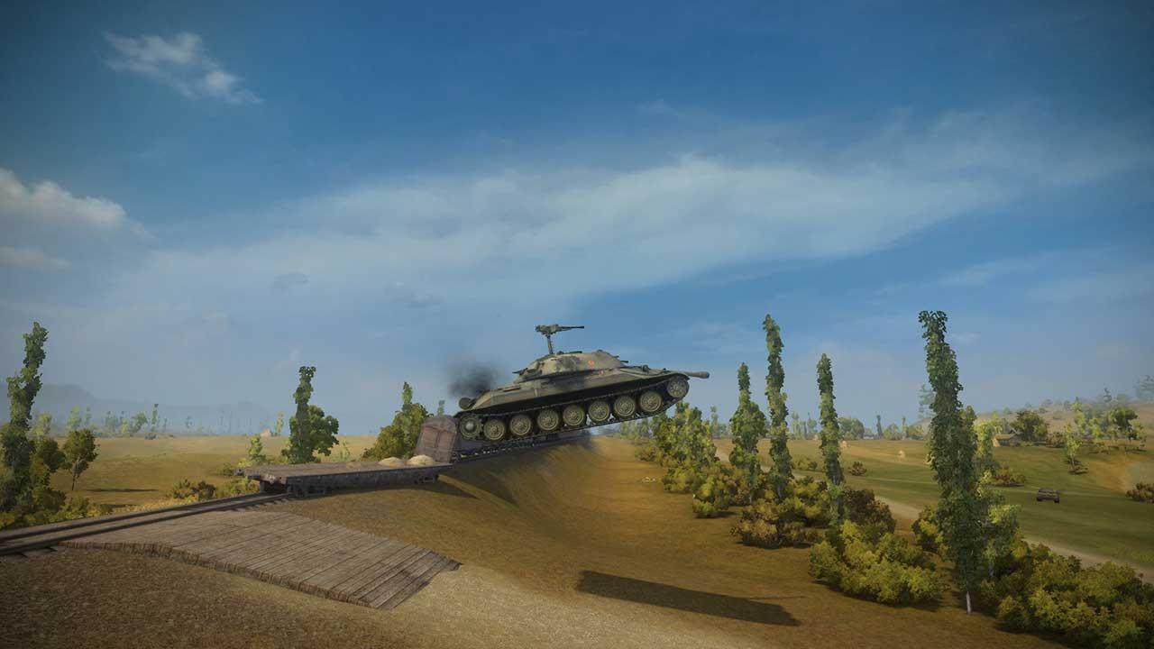 Скриншот к игре World of Tanks