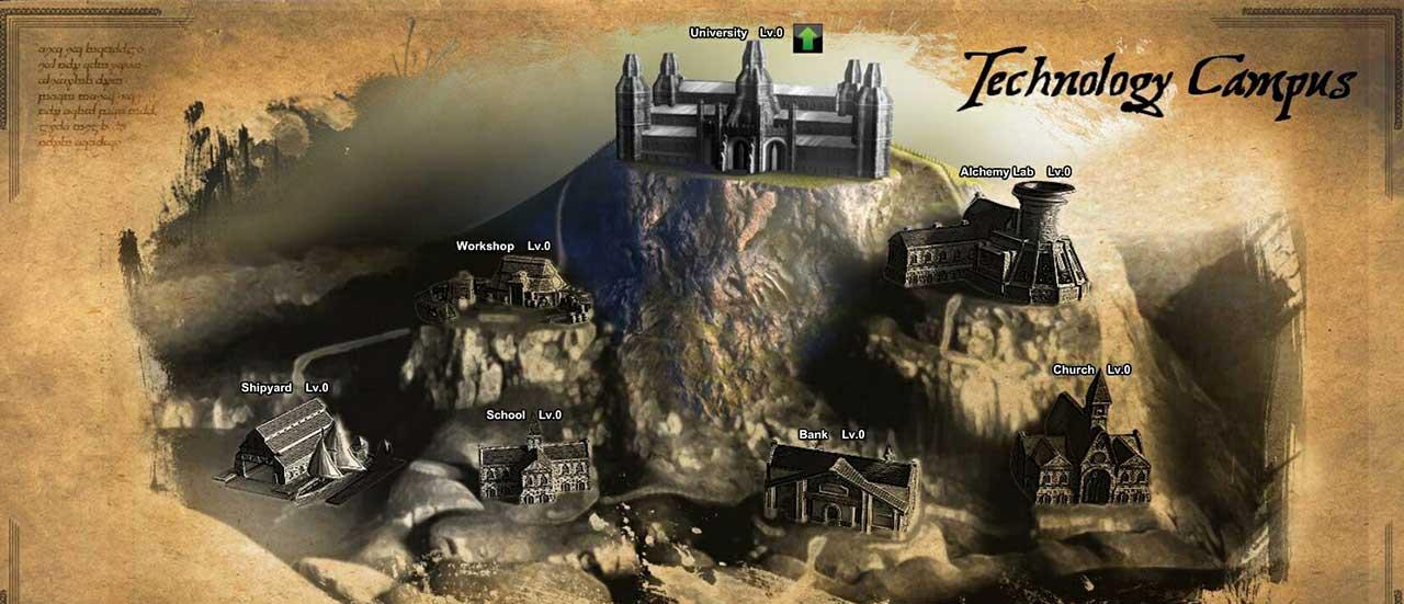 Скриншот к игре Alliance WarFare
