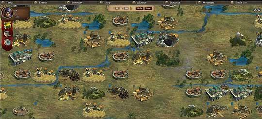 Alliance WarFare