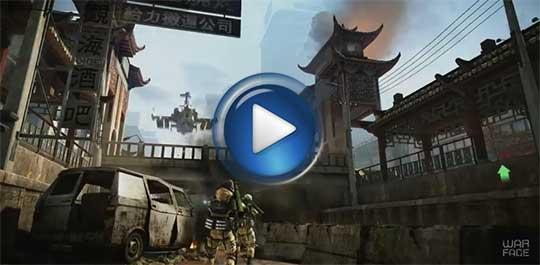 Официальный видео трейлер к игре WarFace