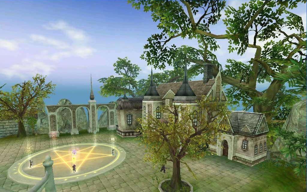 Скриншоты к игре Повелители Драконов