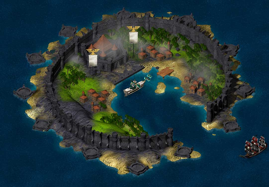 Скриншот к игре SeaFight
