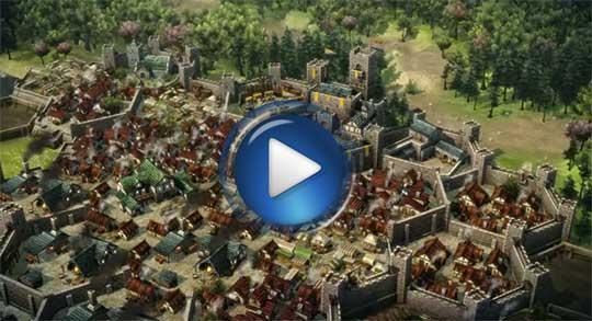 Официальный видео трейлер к игре Total War Battles: Kingdom