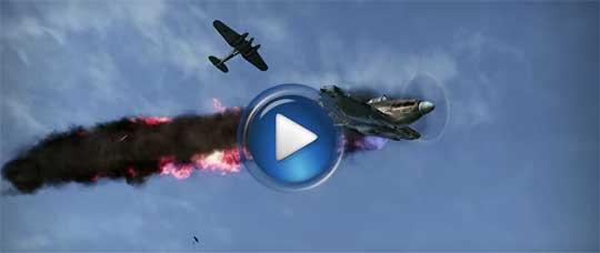 Официальный видео трейлер к игре WarThunder