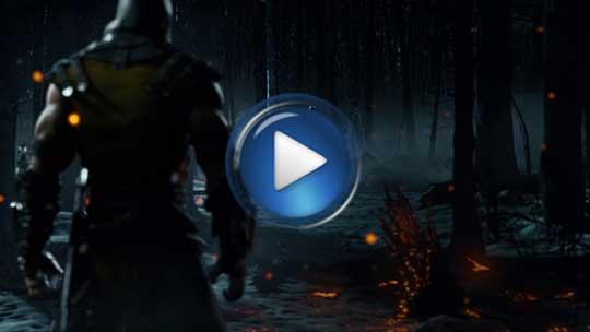 Mortal Kombat X видео