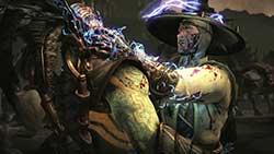 Скриншоты к игре Mortal Kombat X