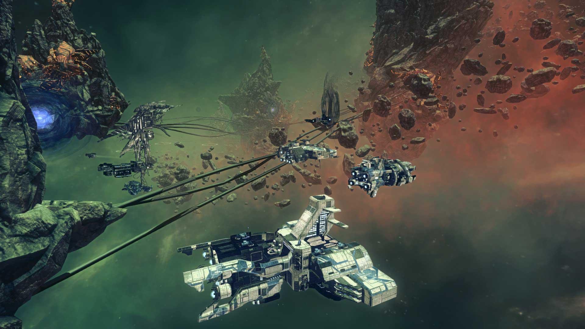 Скриншот к игре Ancient Space