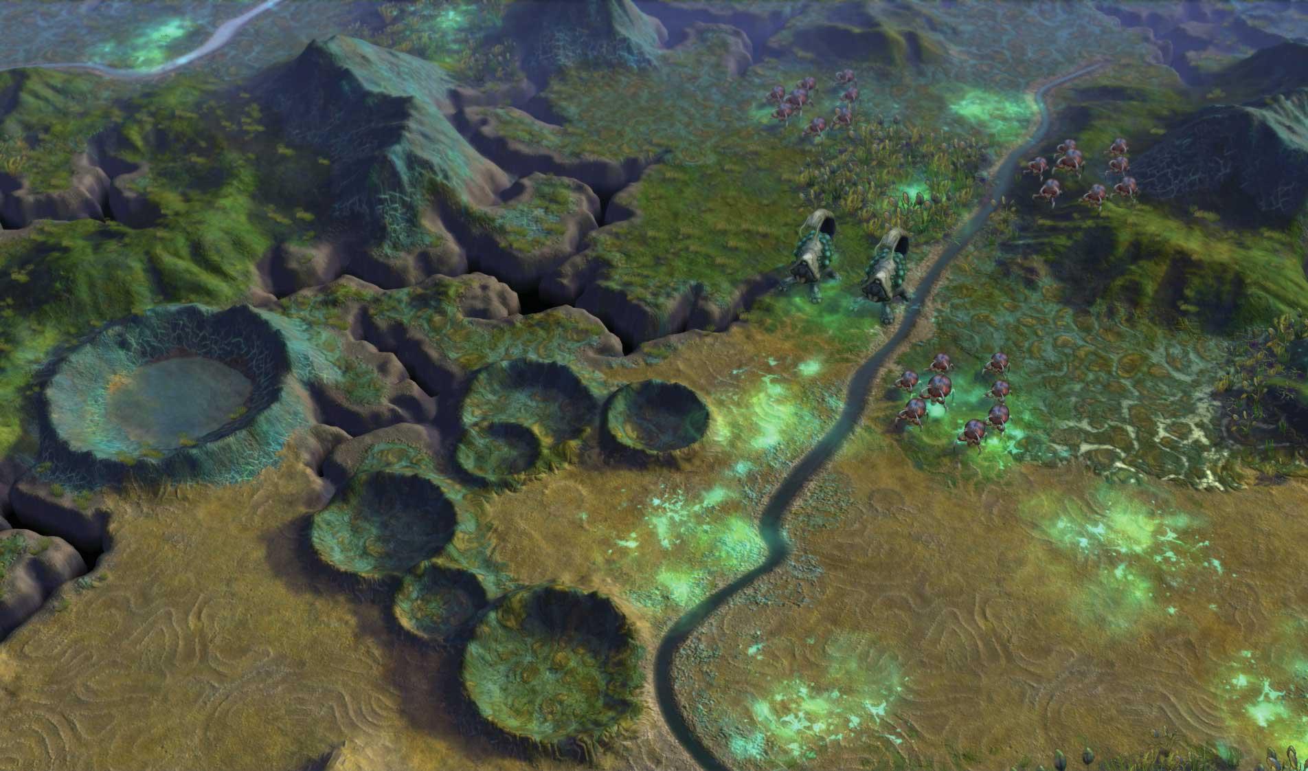 Скриншот к игре Beyond Earth
