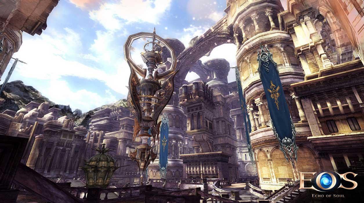 Скриншоты к игре Echo of Soul