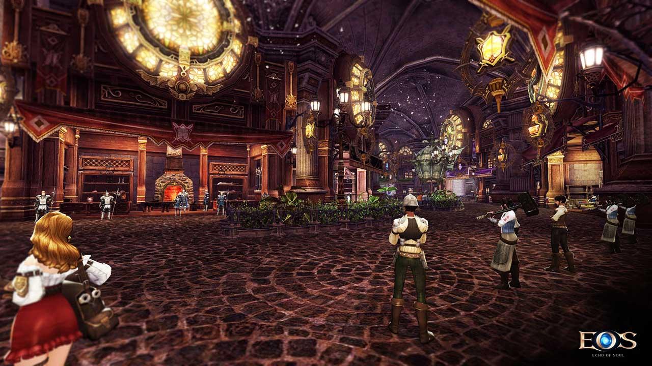 Скриншот к игре Echo of Soul
