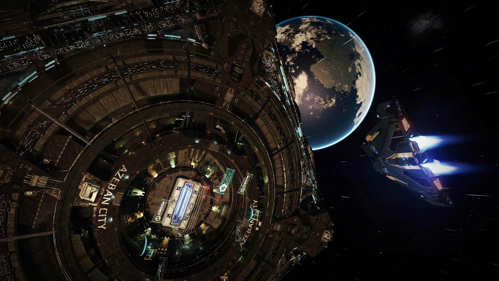 Скриншот к игре Elite: Dangerous