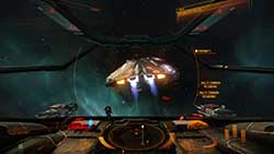 Elite: Dangerous скриншоты