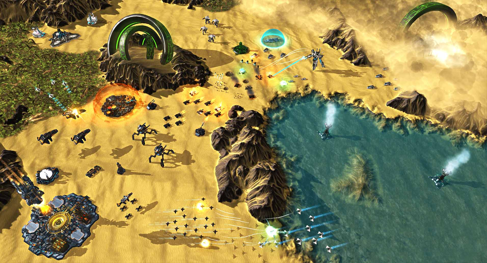 Скриншот к игре Etherium