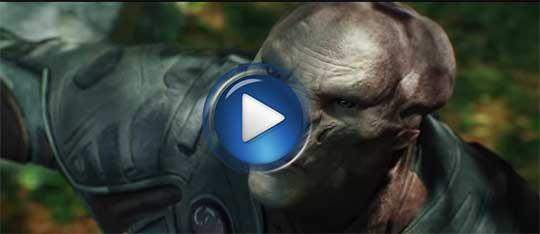Официальный видео трейлер к игре Grey Goo