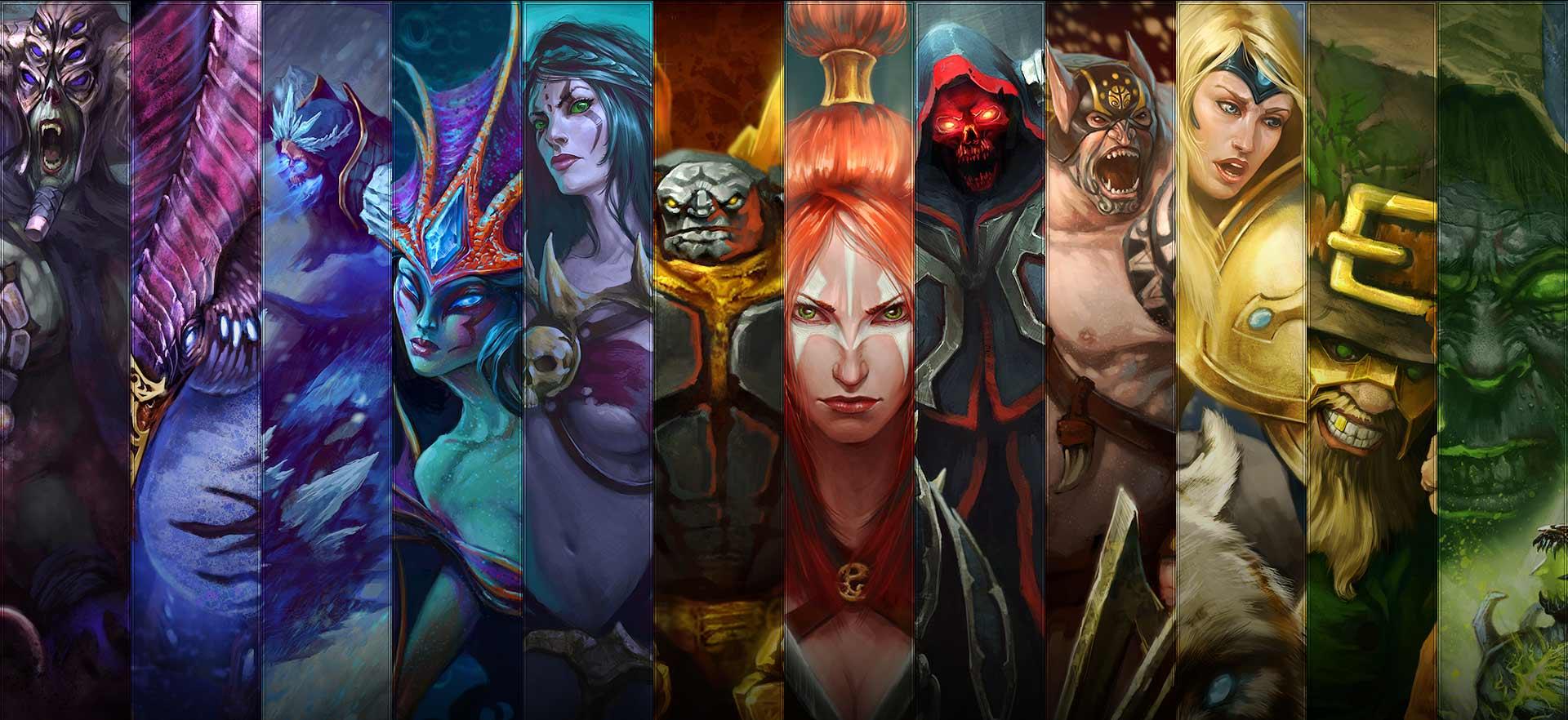 Скриншот к игре Heroes of Newerth