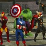 Скриншоты к игре Marvel Heroes 2015