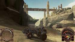 скриншоты к игре Badland Bandits