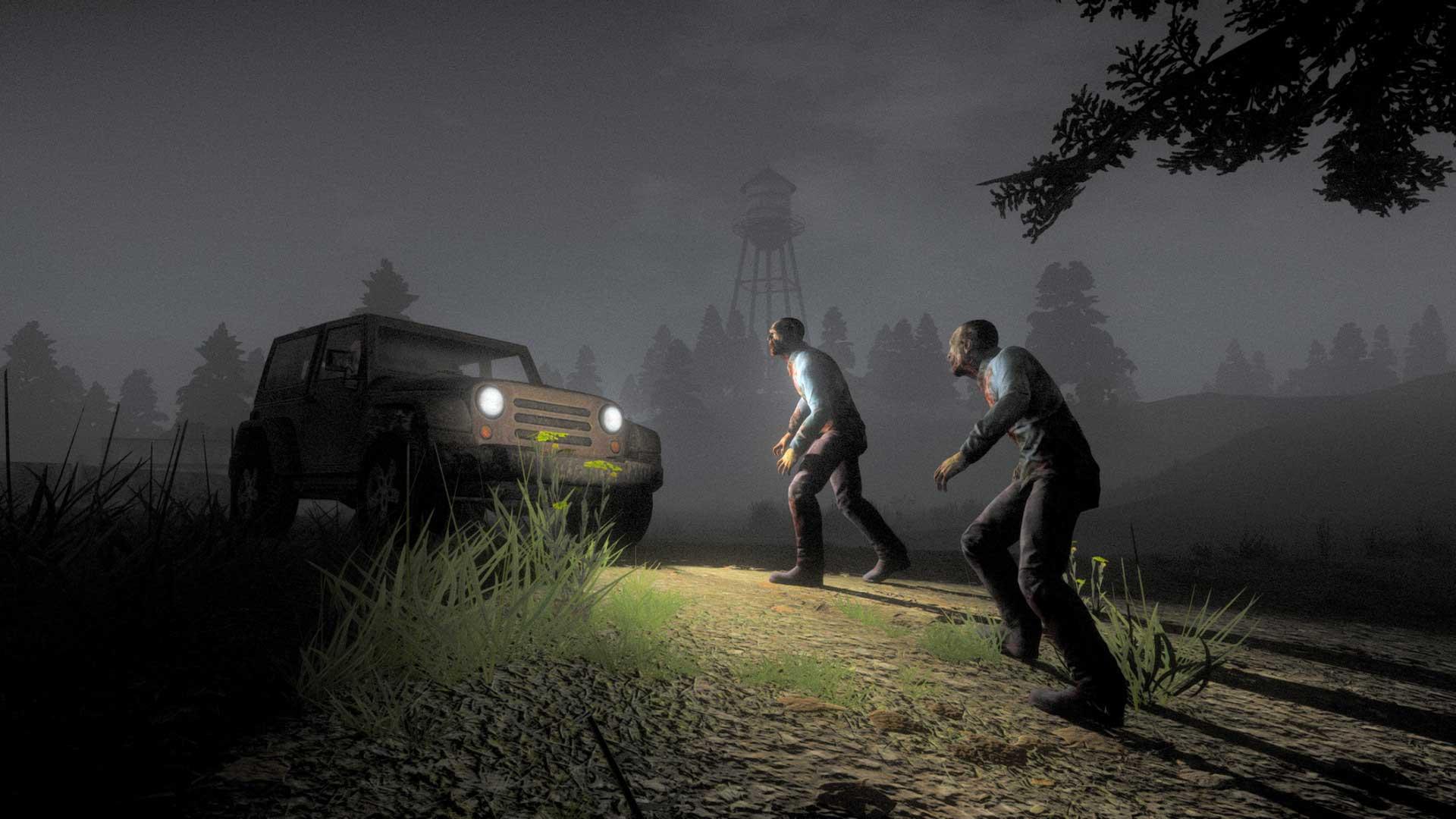 Скриншоты к игре H1Z1