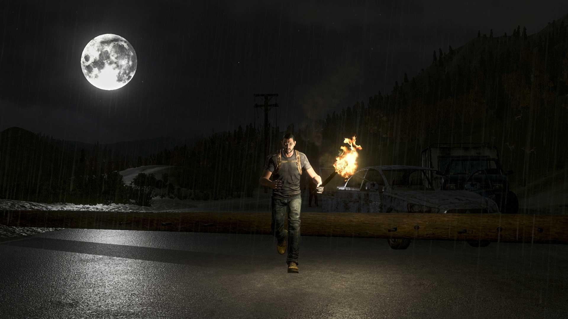 Скриншот к игре H1Z1