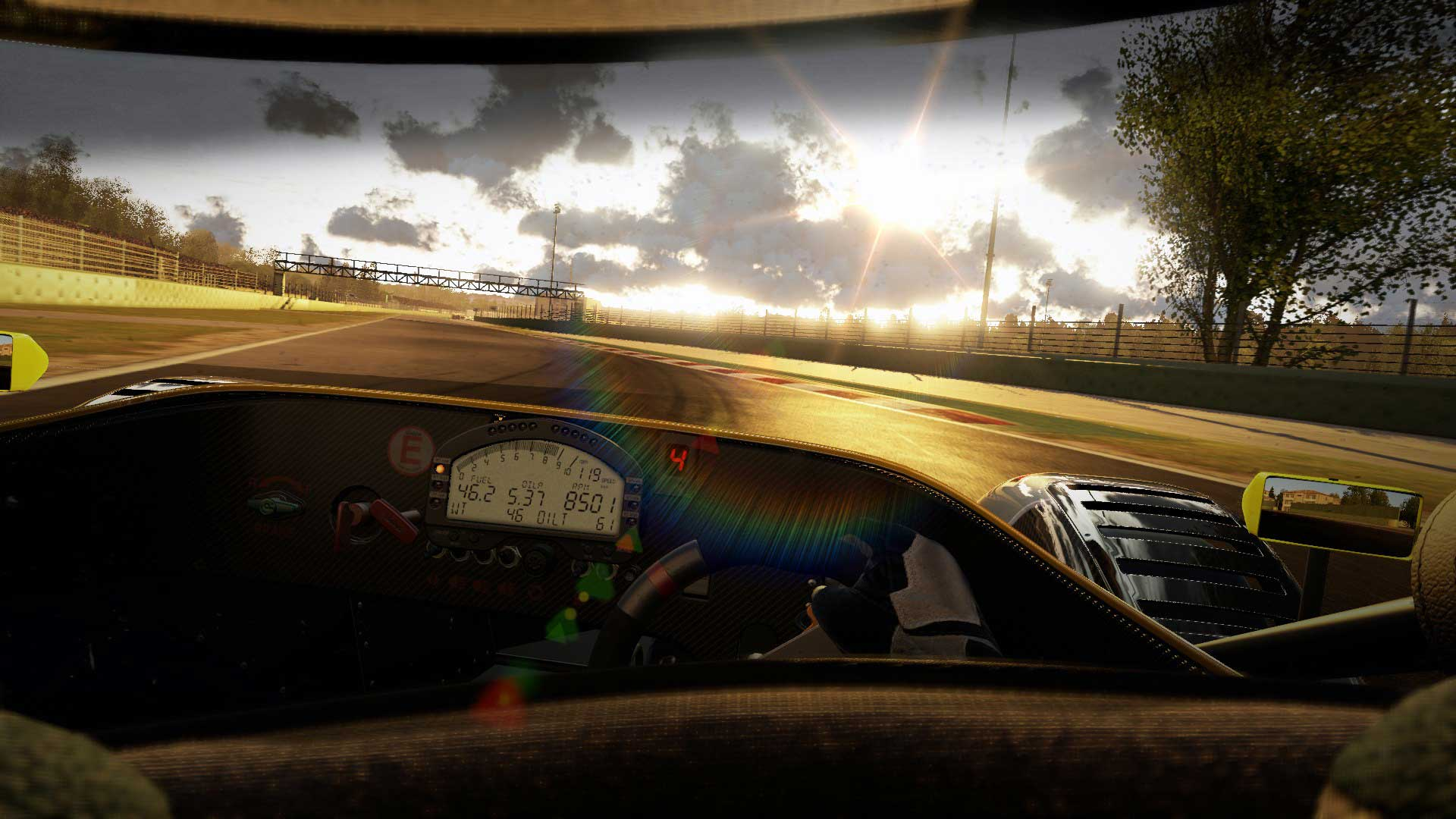 Скриншот к игре Project CARS