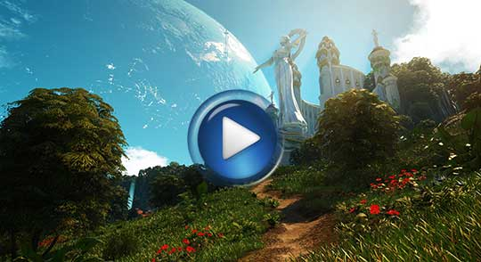 видео обзор к игре SkyForge