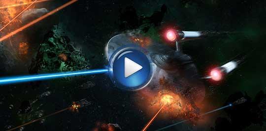 видео обзор Star Trek: Alien Domain