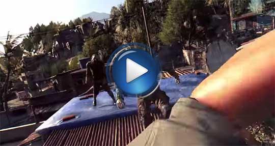 видео трейлер к игре Dying Light