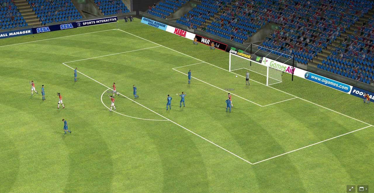 Скриншот к игре Football Manager
