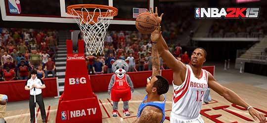 NBA 2K15 - обзор