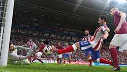 Pro Evolution Soccer 2015 скриншоты
