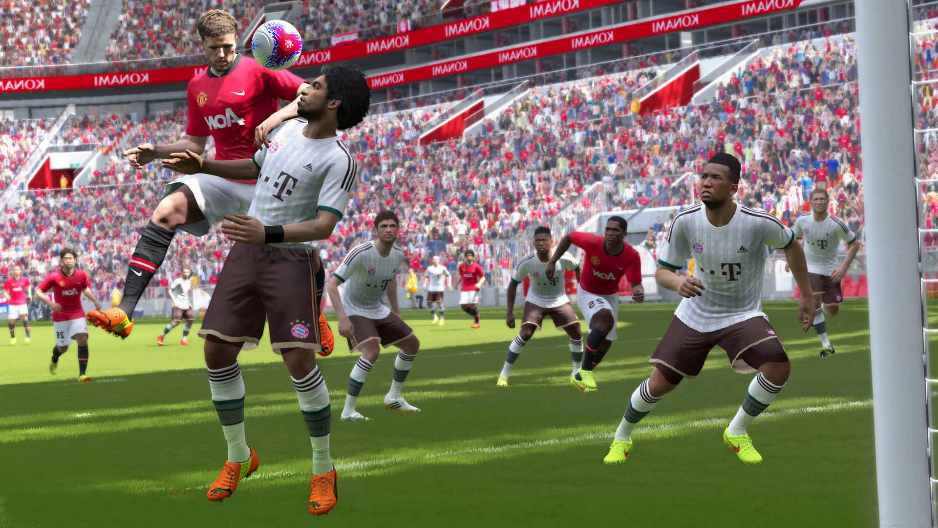 Скриншот к игре Pro Evolution Soccer