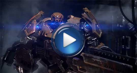 Официальный видео трейлер к игре Правила войны